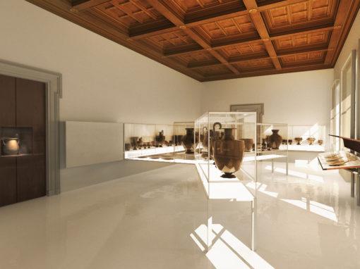 Musei Vaticani – Museo Gregoriano Etrusco