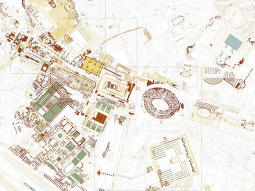G. Allegretti, E. Grespan | ROMA, AREA ARCHEOLOGICA CENTRALE. Una promenade archeologique dalla Colonna Traiana al Claudianum