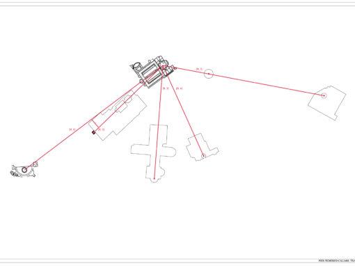 La forma trasparente di Villa Adriana