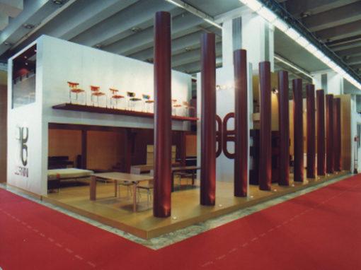 Allestimento stand per l'azienda Bernini 2000