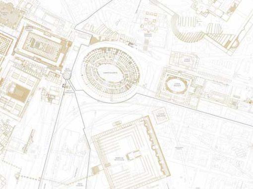 B. Colombo, F. Rossetti | SISTEMAZIONE ARCHITETTONICA DELLA PIAZZA DEL COLOSSEO