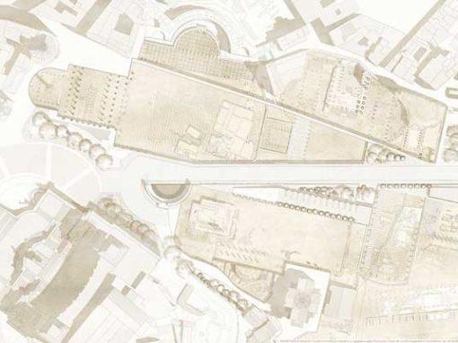 A. Sardi | LA VIA-MUSEO, progetto di un antiquarium ipogeo per via dei Fori Imperiali