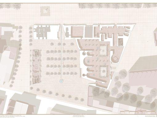 M.C. Giambri, M.C. Monacelli | PALAZZO FORCELLA DE SETA. MUSEALIZZAZIONE DELL'EDIFICIO STORICO E RIQUALIFICAZIONE DI PIAZZA KALSA A PALERMO