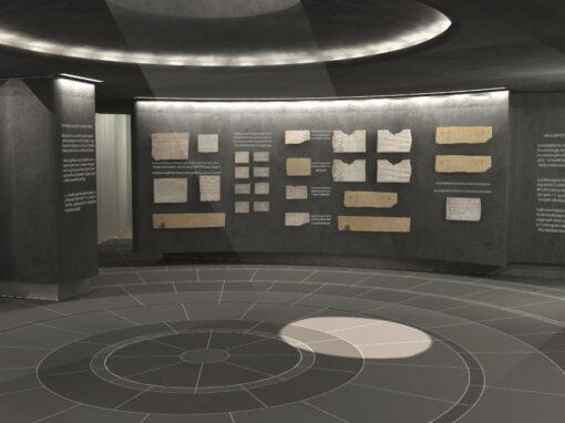 Musei Vaticani – Studio per nuovo allestimento della sezione del Dialogo Interreligioso