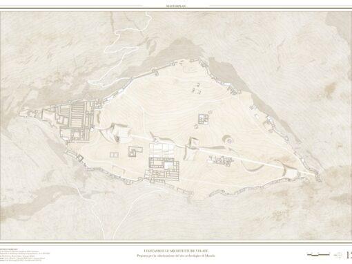 S. Bernareggi, S. Boraschi | I FANTASMI E LE ARCHITETTURE VELATE. PROPOSTA PER LA VALORIZZAZIONE DEL SITO DI MASADA